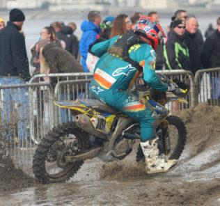 David Knight Dakar Rallyht won the Over 40's
