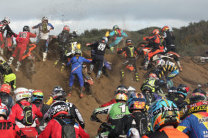 2019 Weston Beach Race carnage