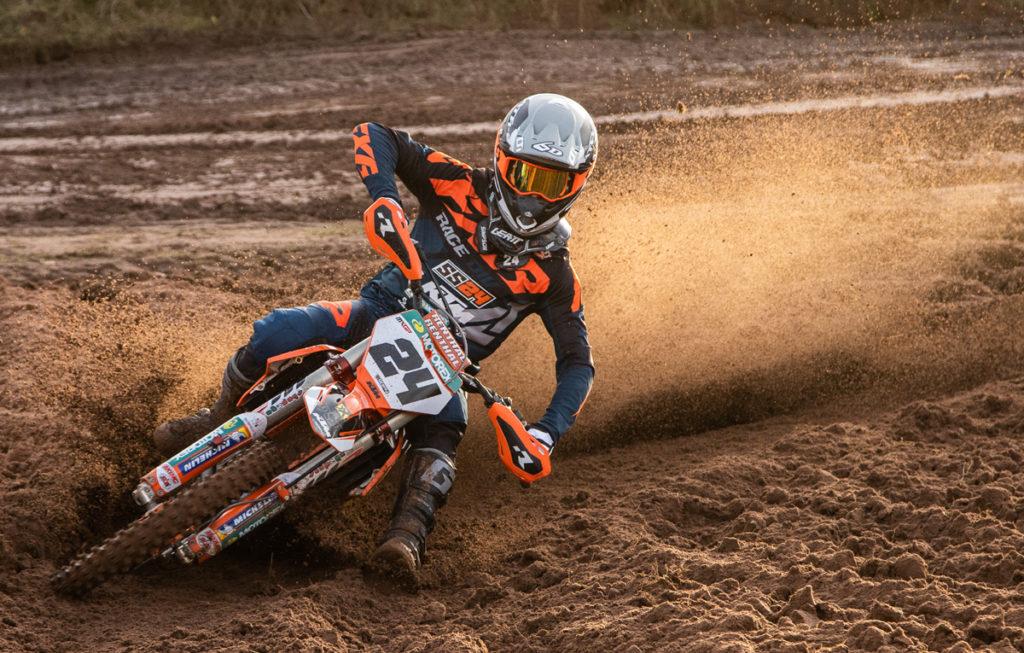 Shaun Simpson FXR Racing