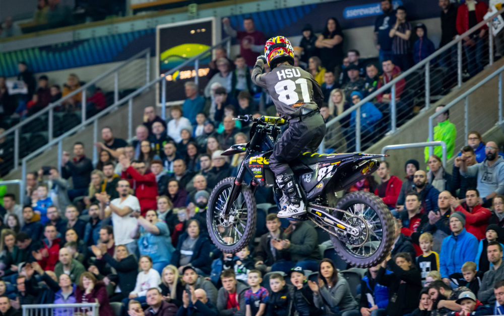 2020 Arenacross Tour Round one