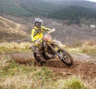 Welsh Trail Riders Association Snowrun