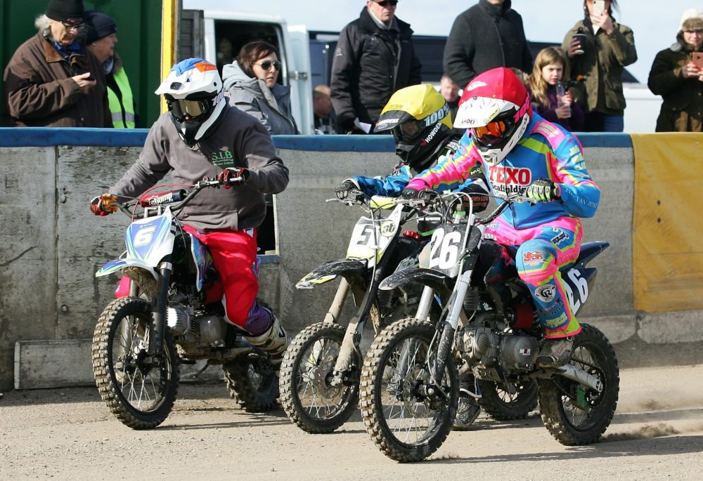 Pitbike Speedway Team Event