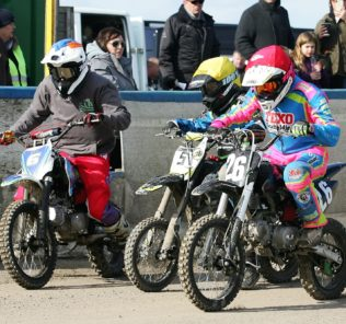 Pitbike Speedway Team Event