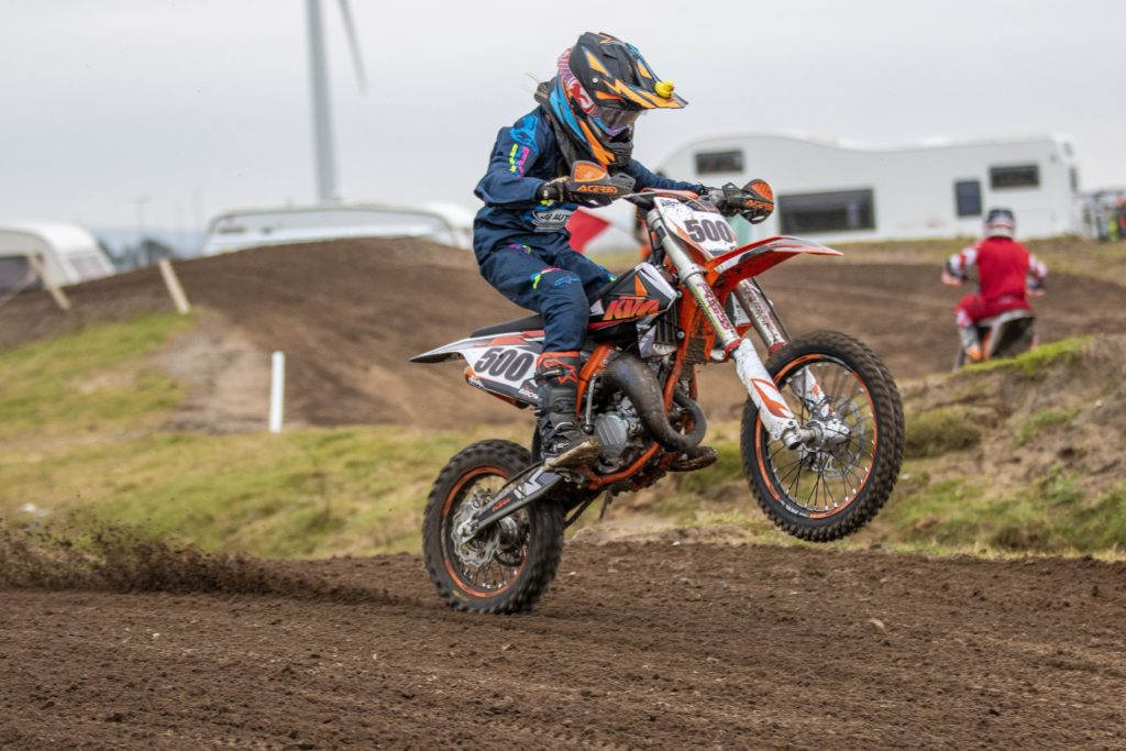 The first and last motocross race meeting in Cumbria kicked off in the rough sand of Route44 as Cumbria MX hosted rounds 1 and 2 of their 2020 Club Championship