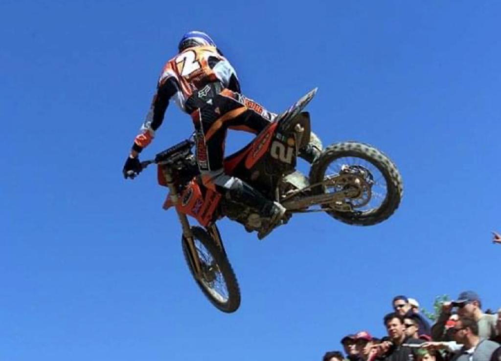 Jamie Dobb 2001 World Motocross