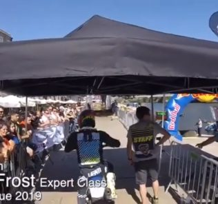 Charlie Frost XL Extreme Lagares