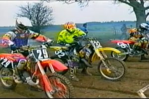 1996 ACU British Youth Motocross Championship