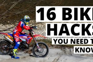 Brad Freeman 16 Bike Hacks