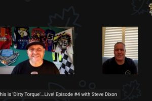 Dirty Torque Steve Dixon