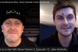 Man in a Van Jake Nicholls