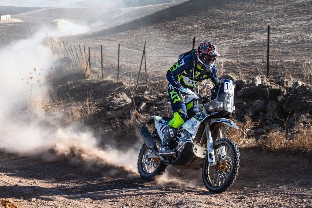 David Knight Dakar Rally