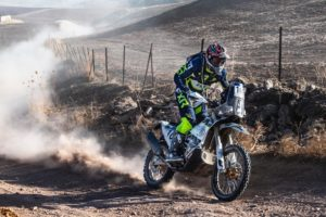 David Knight Dakar Rally