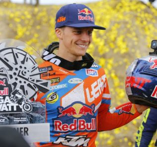 Jonny Walker Red Bull KTM