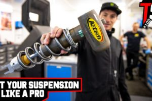 Motocross Suspension Tommy Searle