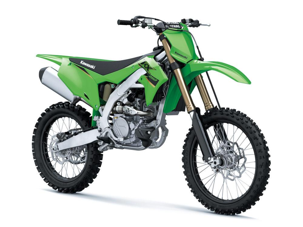 2022 Kawasaki off road range