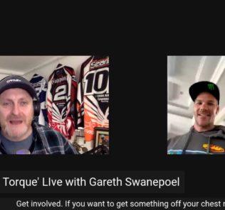 Dirty Torque Gareth Swanepoel