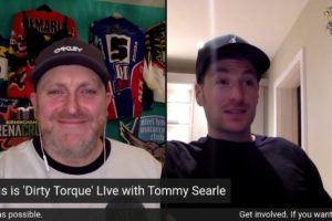 Dirty Torque Tommy Searle
