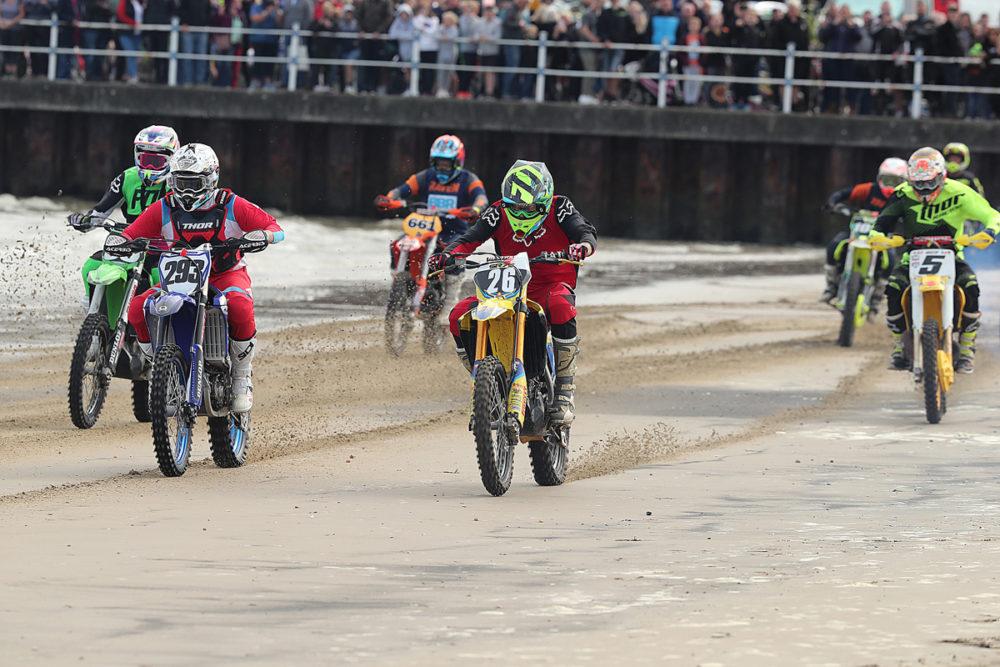 2021 Weymouth Beach Race Report